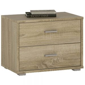 4You 2 Drawer Low Chest