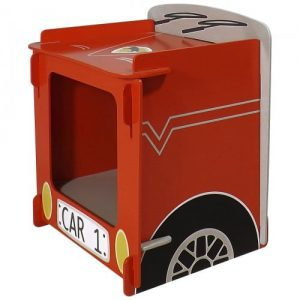 Racing Car Bedside
