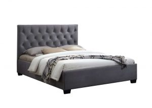 Cologne Bed Grey