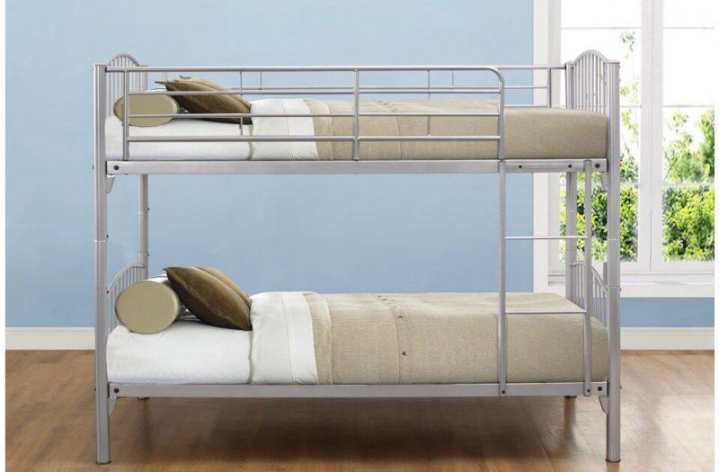 Birlea Corfu Bunk Bed Side