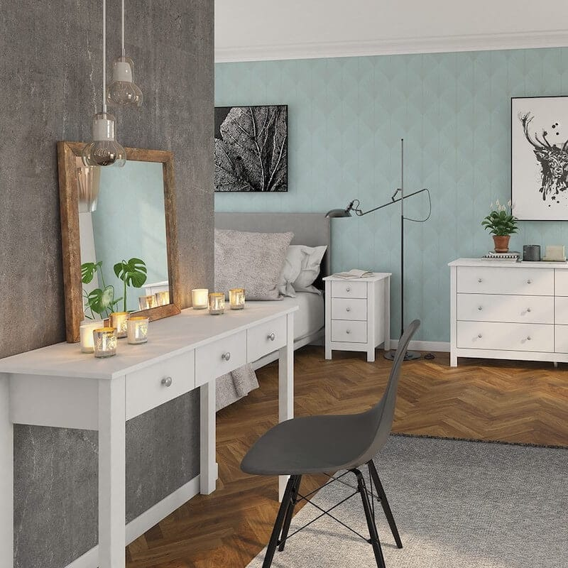 Florence Bedside Table Lifestyle