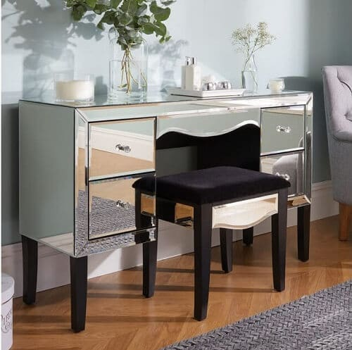 Palermo Dressing Table and Stool