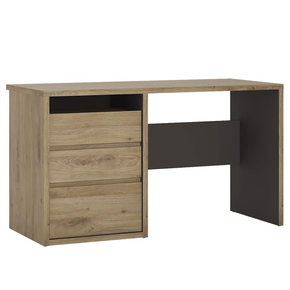 Shetland3 Drawer Desk